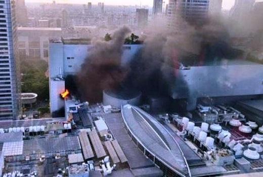 Thái Lan: Cháy tòa nhà cao 57 tầng, khiến ít nhất 03 người thương vong