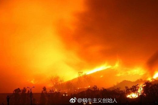 Trung Quốc: Ít nhất 30 lính cứu hỏa thiệt mạng trong vụ chữa cháy rừng