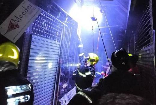 Thái Lan: Cháy chợ Chatuchak, khiến hàng trăm quầy hàng bị thiêu rụi
