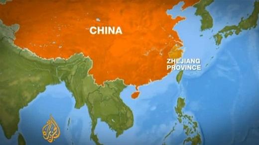Trung Quốc: Cháy nhà máy nhu yếu phẩm, 19 người chết